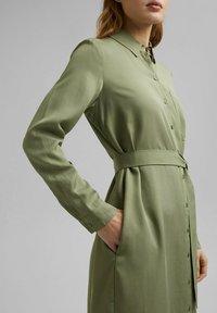 Esprit - Shirt dress - light khaki - 3