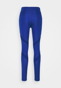 Puma - PAMELA REIF X PUMA MID WAIST LEGGINGS - Leggings - mazerine blue - 8