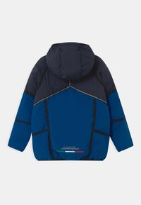 Automobili Lamborghini Kidswear - CONCEPT TAPE  - Winter jacket - blue hera - 1