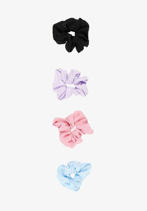 4 PACK - Hair styling accessory - black