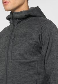 The North Face - Fleece jacket - dark grey heather - 5