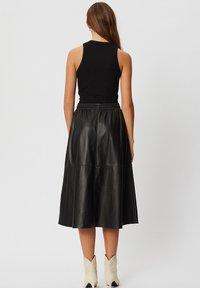 Sofie Schnoor - A-line skirt - black - 1