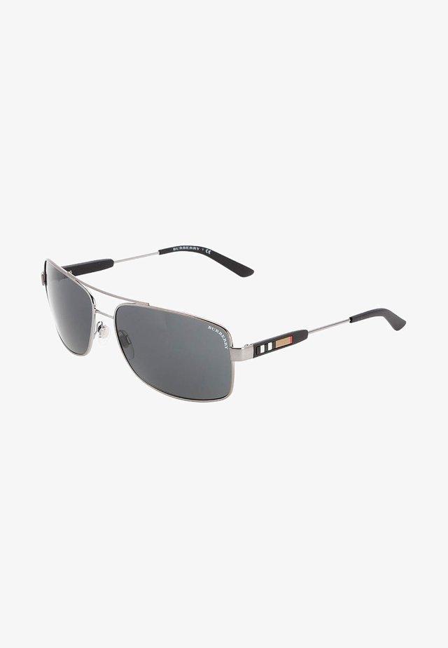 Sunglasses - silberfarben/schwarz