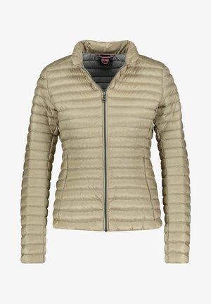 Down jacket - camel