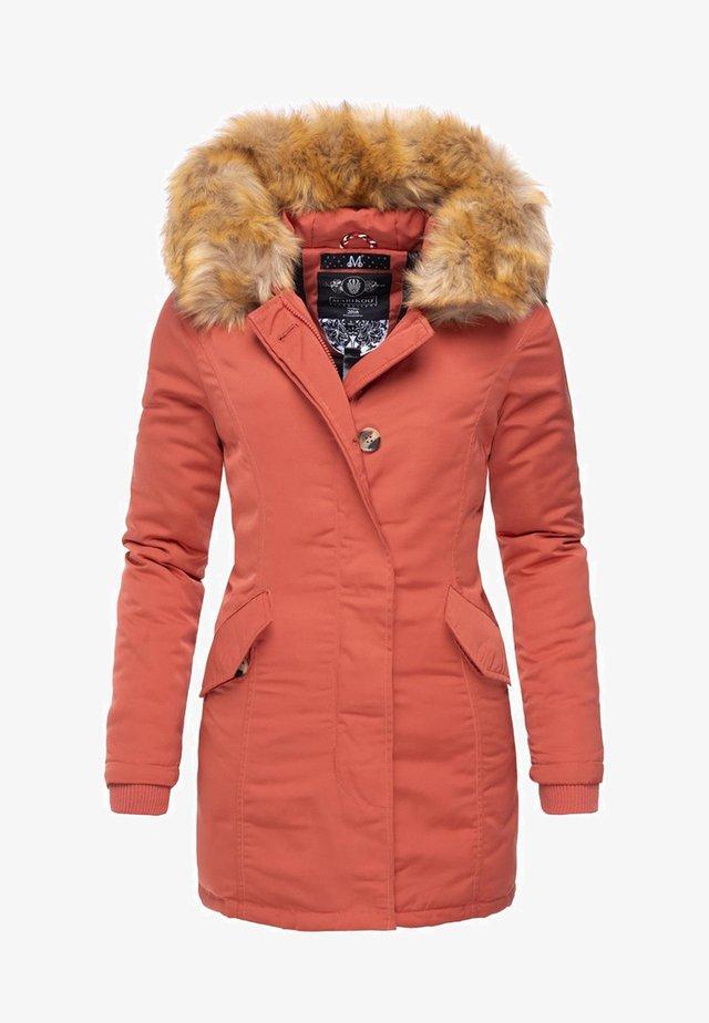 KARMAA - Cappotto invernale - orange