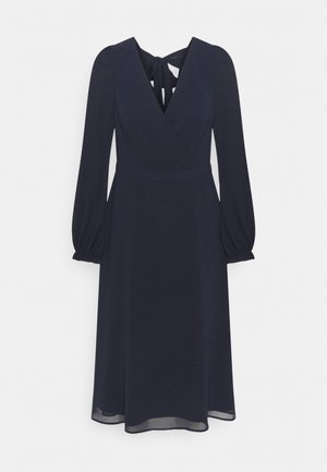 DRESS - Cocktailkjole - navy