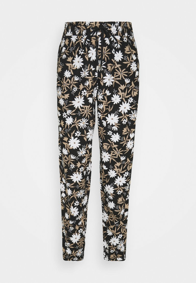 Marks & Spencer London - Trousers - black