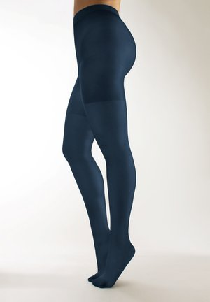 Tights - blue jeans