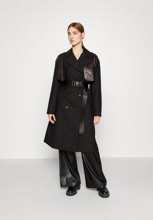 Cappotto classico - brown/black
