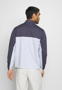 Nike Golf - SHIELD VICTORY HALF ZIP - Sportovní bunda - gridiron/sky grey/black - 2