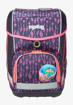 SET 3.0 LUMI EDITION - School bag - bärmuda viereck