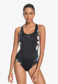 Roxy - Swimsuit - true black vallay - 2