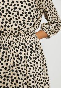 VILA PETITE - VIVISH DRESS - Day dress - black - 4