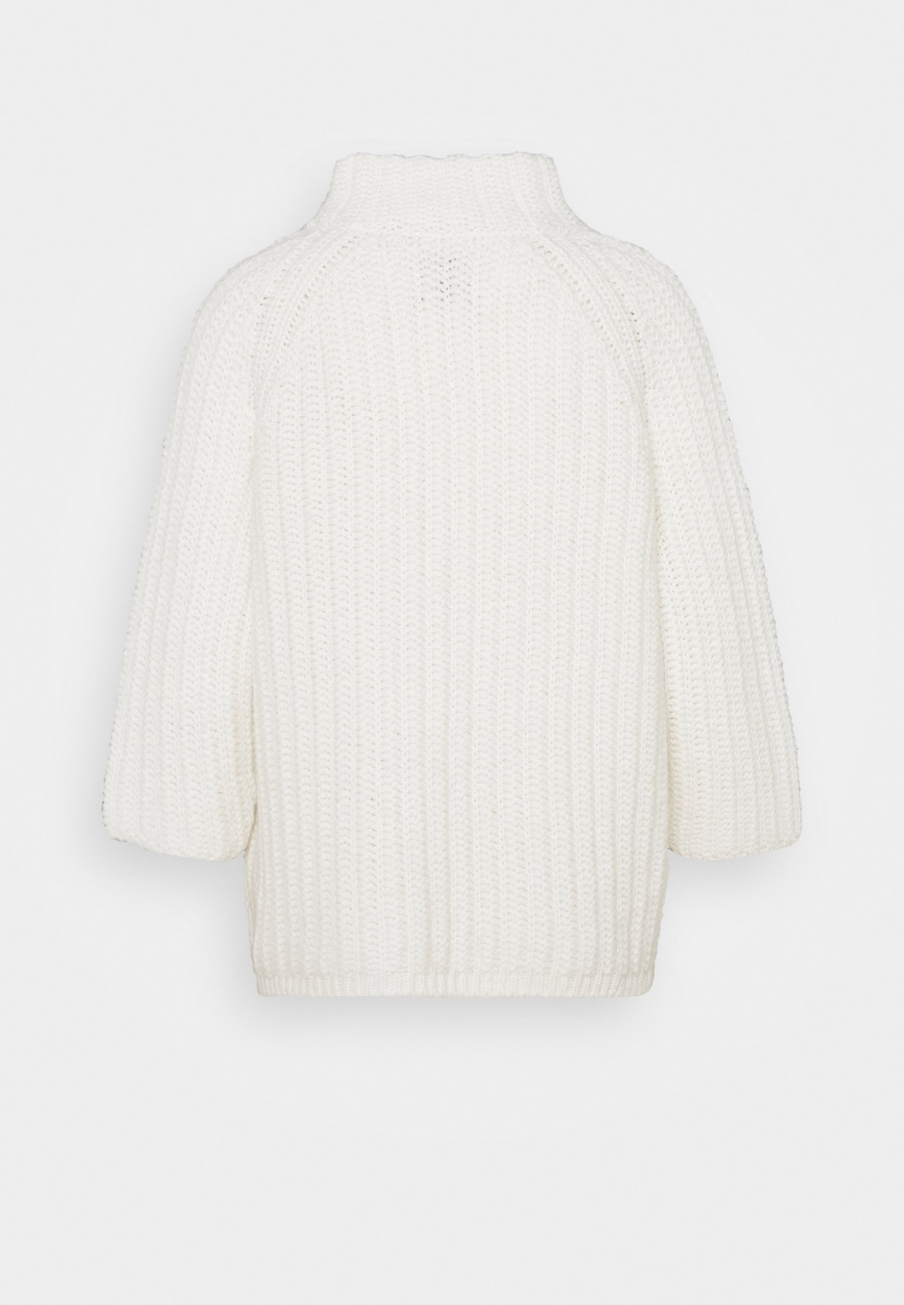 Marc O'polo Pure Strikkegenser - Winter Natural White/offwhite