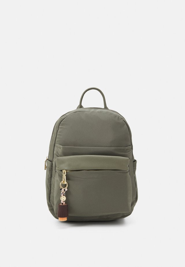 BACKPACK MIKA L - Zaino - khaki