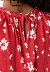 Indiska - KARLA - Day dress - red - 4