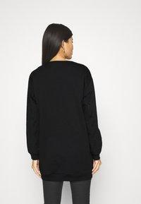 Liu Jo Jeans - FELPA CHIUSA - Vestido informal - nero - 2