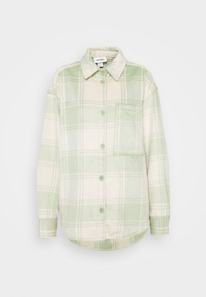 BENNY  - Button-down blouse - green