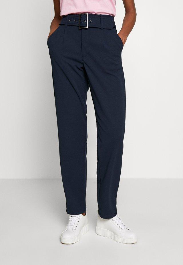 FRITSUIT PANTS - Pantaloni - dark peacoat