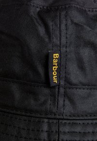 Barbour - SPORTS HAT UNISEX - Hat - black - 3