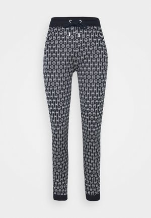DIAMOND JOGGER - Pantalon de survêtement - dark blue