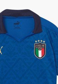 Puma - ITALIEN FIGC HOME REPLICA - National team wear - team power blue/peacoat - 3