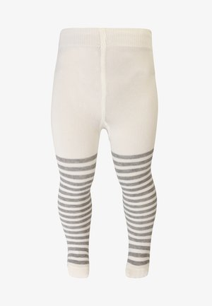 STRIPE TIGHTS - Panty - offwhite