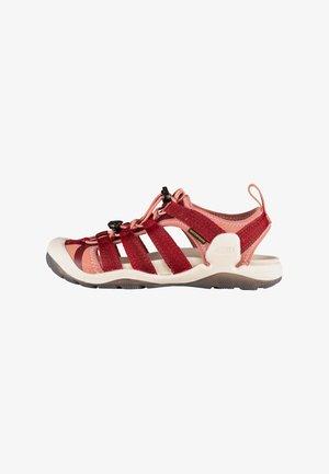 CLEARWATER II CNX - Walking sandals - red dahlia  andorra