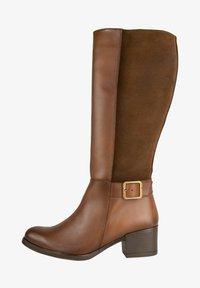 Eva Lopez - Boots - brown - 1