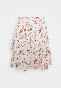 Forever New - GISELLE RUFFLE SKIRT - Mini skirt - savannah - 0