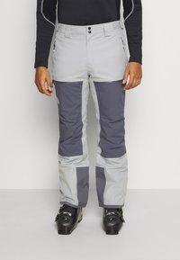The North Face - CHAKAL PANT - Skibukser - grey/light grey - 0