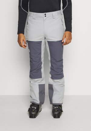 CHAKAL PANT - Pantaloni da neve - grey/light grey