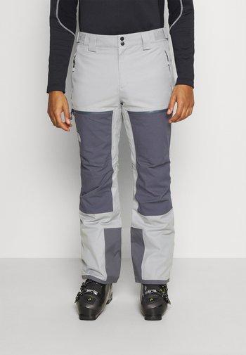 CHAKAL PANT - Zimní kalhoty - grey/light grey