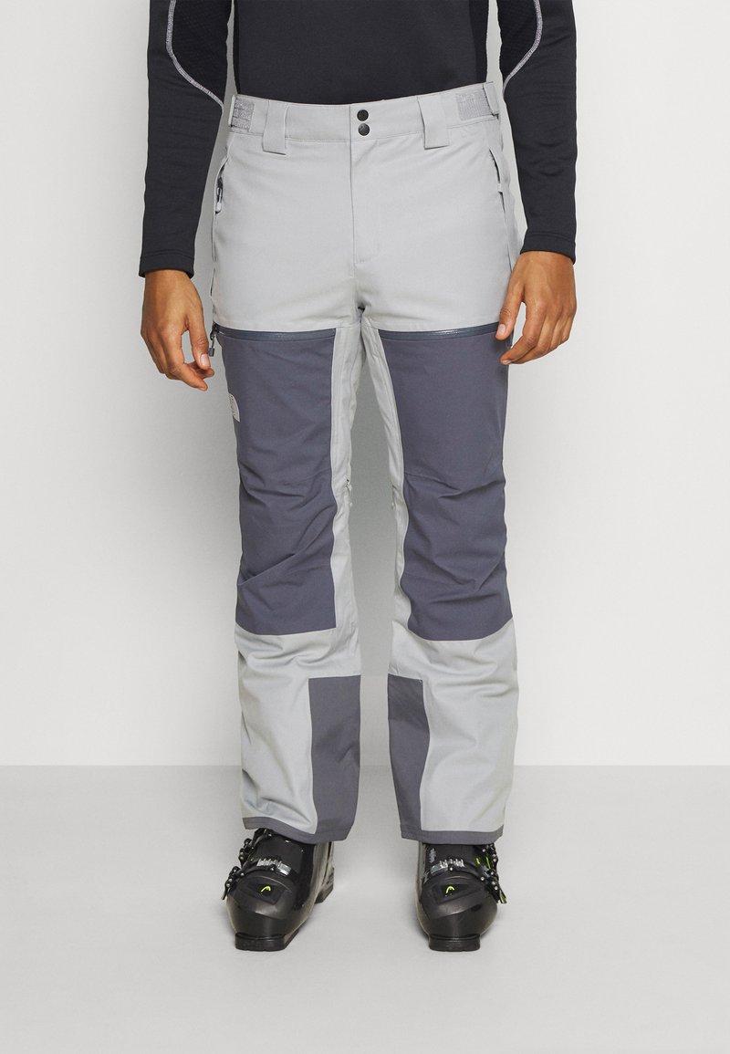 The North Face - CHAKAL PANT - Skibukser - grey/light grey