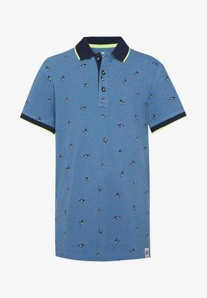 Poloshirt - greyish blue