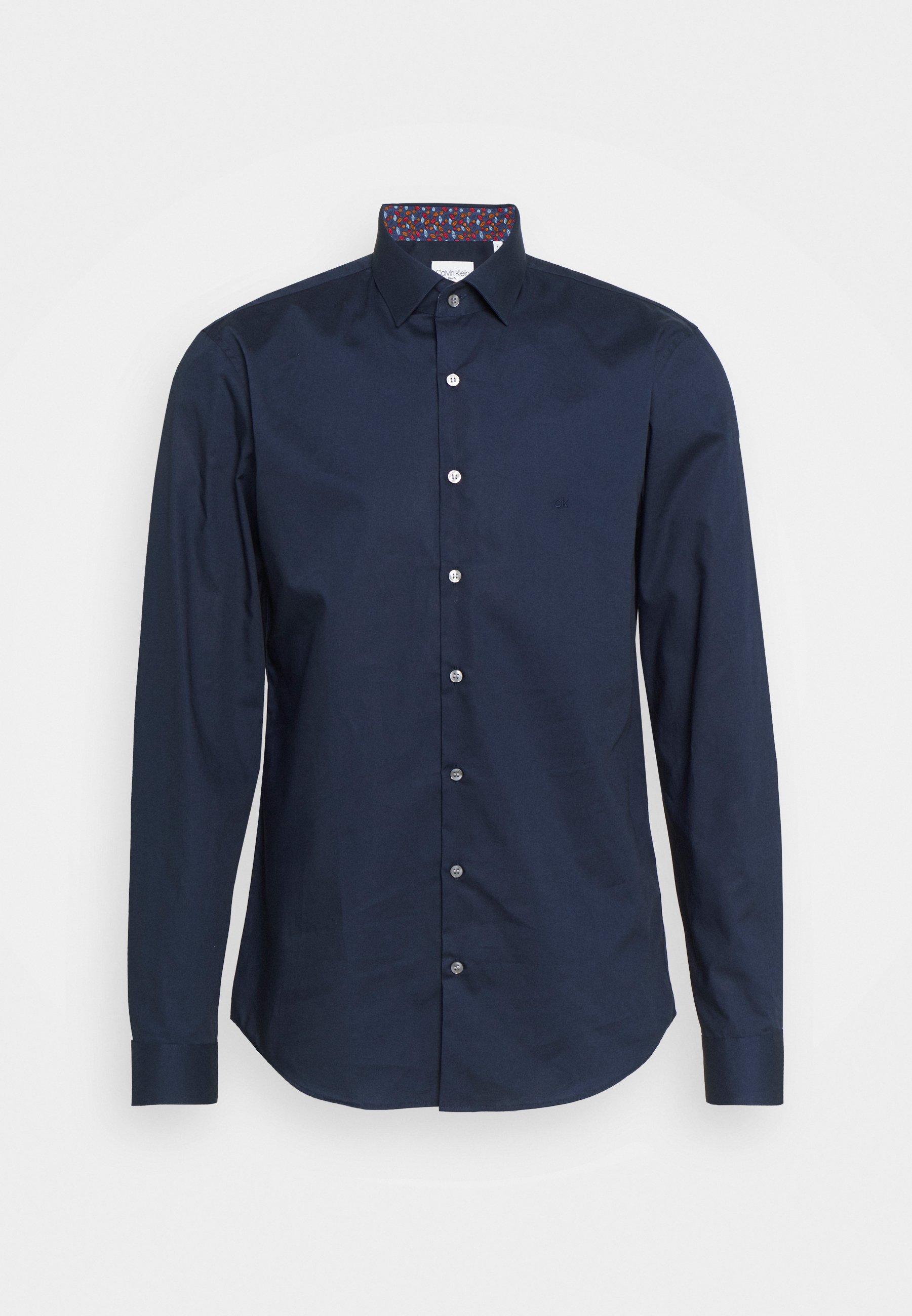 Uomo POPLIN CONTRAST SLIM - Camicia elegante