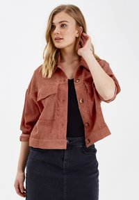 b.young - BYDARIAM - Summer jacket - canyon rose - 0