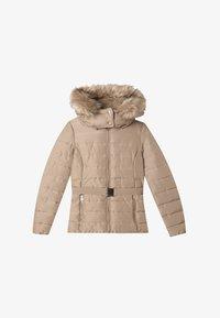 Stradivarius - Winter jacket - brown - 4