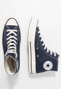 Converse - CHUCK TAYLOR ALL STAR 70 ALWAYS ON - Baskets montantes - obsidian/egret/black - 1
