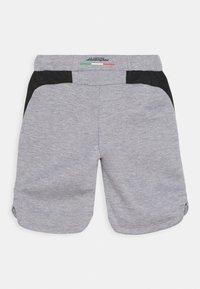 Automobili Lamborghini Kidswear - WITH CONTRAST INSERTS - Shorts - grey antares - 1