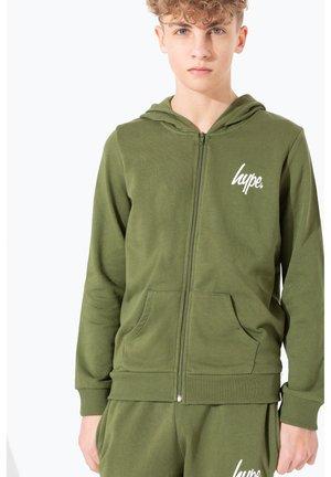 MINI SCRIPT - Sweater met rits - khaki
