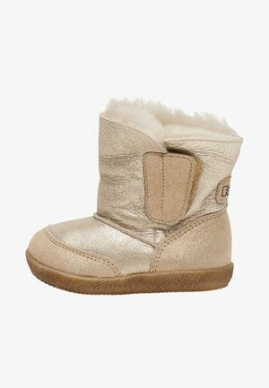 CARL - Chaussures premiers pas - platinum