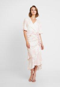 Aéryne - LIOTIA DRESS - Day dress - pink - 0