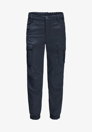 Cargo trousers - night blue
