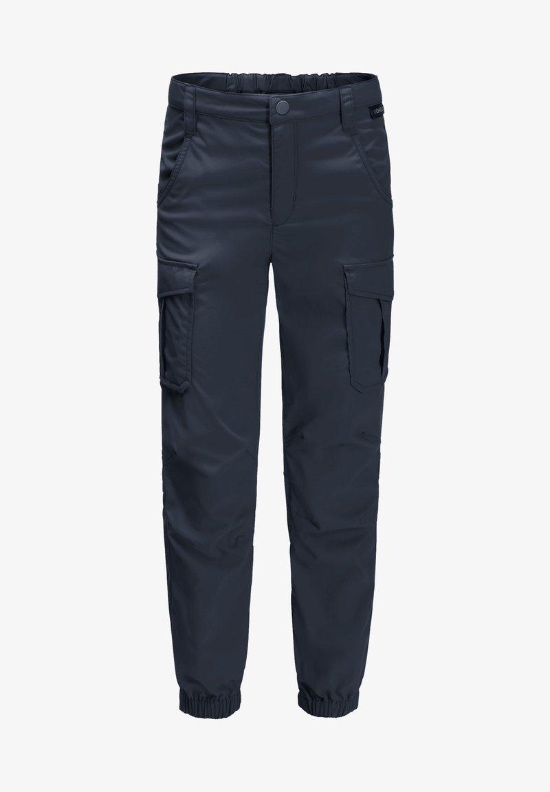 Jack Wolfskin - Cargo trousers - night blue