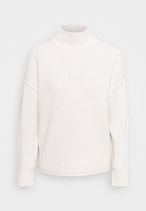 LUXE TURTLENECK  - Jumper - linen
