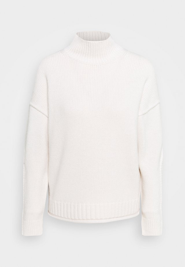 LUXE TURTLENECK  - Maglione - linen