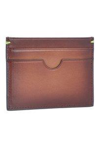 DAVIDOFF - Business card holder - cognac - 1