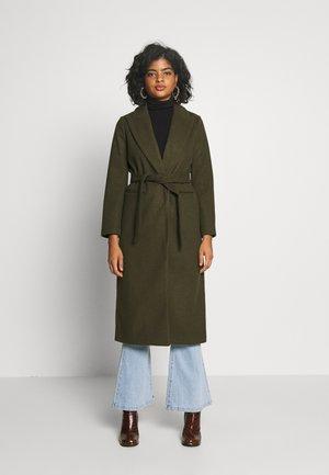 BUNTY BELTED  - Zimní kabát - khaki