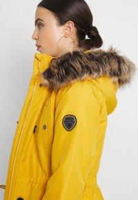 ONLY - ONLIRIS  - Zimní kabát - tawny olive - 4